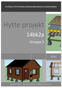 Hytte forside